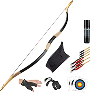 SAS Flemish Fast Flight Replacement Traditional Recurve Bowstring Made in USA