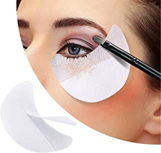120PCS Eye Shadow Shields, Kalolary Eyeshadow Stencil Stickers for Prevent Makeup Residue, Eye Pad for Eyelash Extensions/...