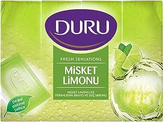 Duru Fresh Sensations Duş Sabunu, Misket Limonu 600 gr