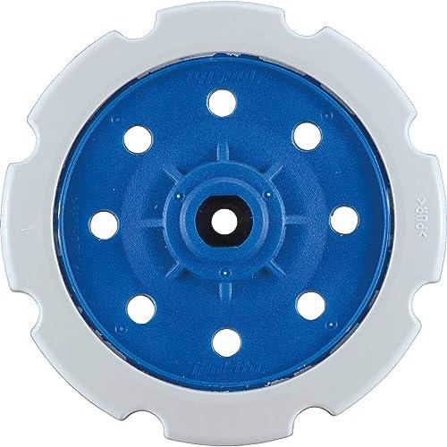 """2021 Makita 197929-0 6"""" Plastic online sale Backing Plate, 2021 Hook & Loop online"""