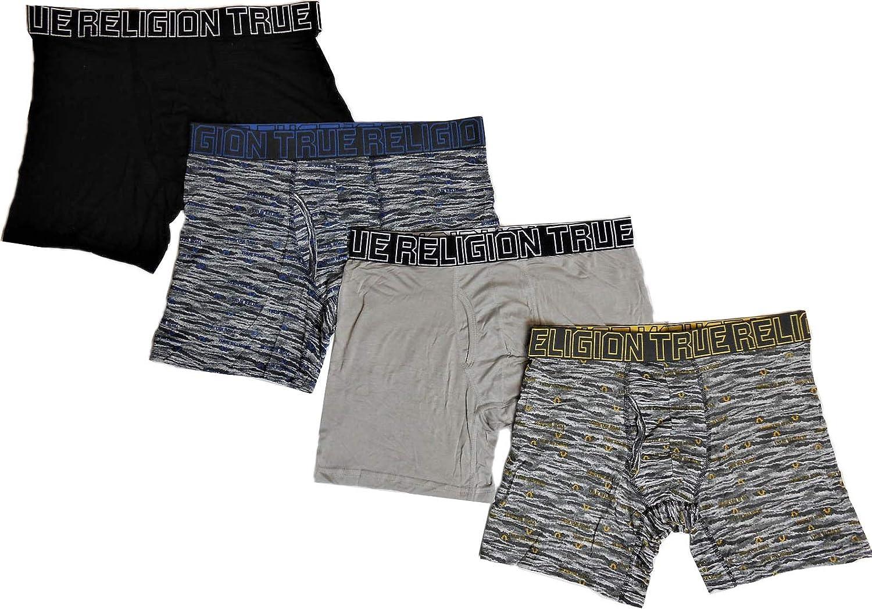 Religion True Men's Limited Edition 3 Cotton Str Pair Premium Max 89% OFF +1 Cash special price