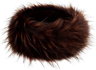 Winter Faux Fur Headband for Women and Girls