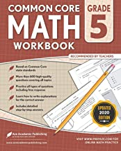 Download 5th grade Math Workbook: CommonCore Math Workbook PDF