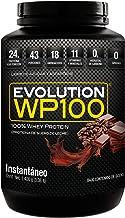 EVOLUTION WP100 PROTEÍNA DE SUERO DE LECHE MOKA 1400 GR