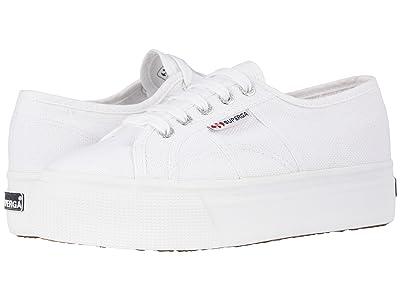 Superga 2790 Acotw Platform Sneaker (White) Women