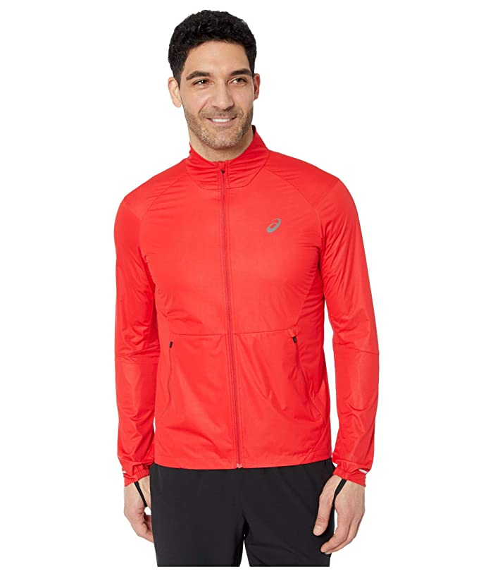 ASICS  Ventilate Jacket (Classic Red) Mens Clothing
