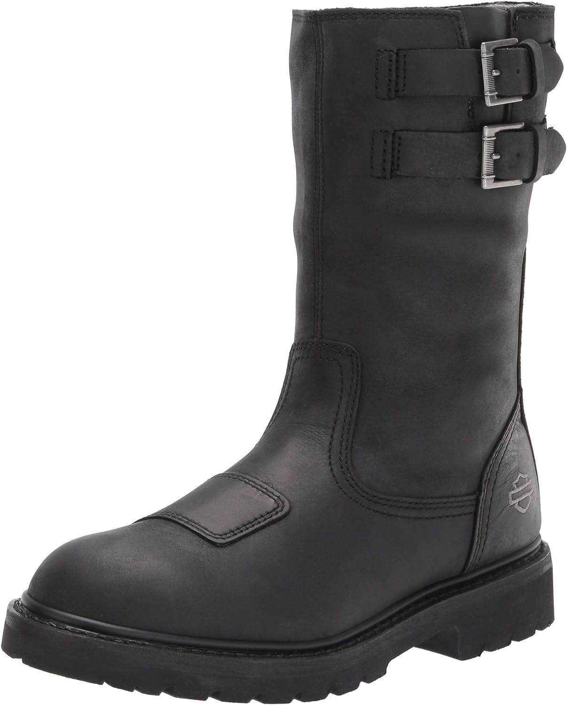 HARLEY-DAVIDSON FOOTWEAR Men's Brosner 10