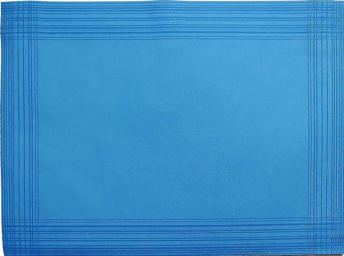 パールクレタ内訳DUNI デュニセル 紙 ペーパー ランチョンマット パシフィックブルー 30×40cm 100枚入