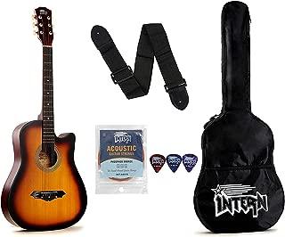 Acoustic Guitar Kit, Sunburst