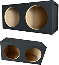 $119 » Sponsored Ad - 1x Audiotek CA-15DS Pro Dual Seal 15-Inch Subwoofer Enclosure Car Vehicle Audio Speaker Box All Medium-Dens...
