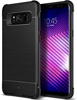 Caseology Vault for Samsung Galaxy S8 Plus Case (2017) - Black