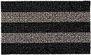 GrassWorx Clean Machine Patio Stripe Doormat, 18