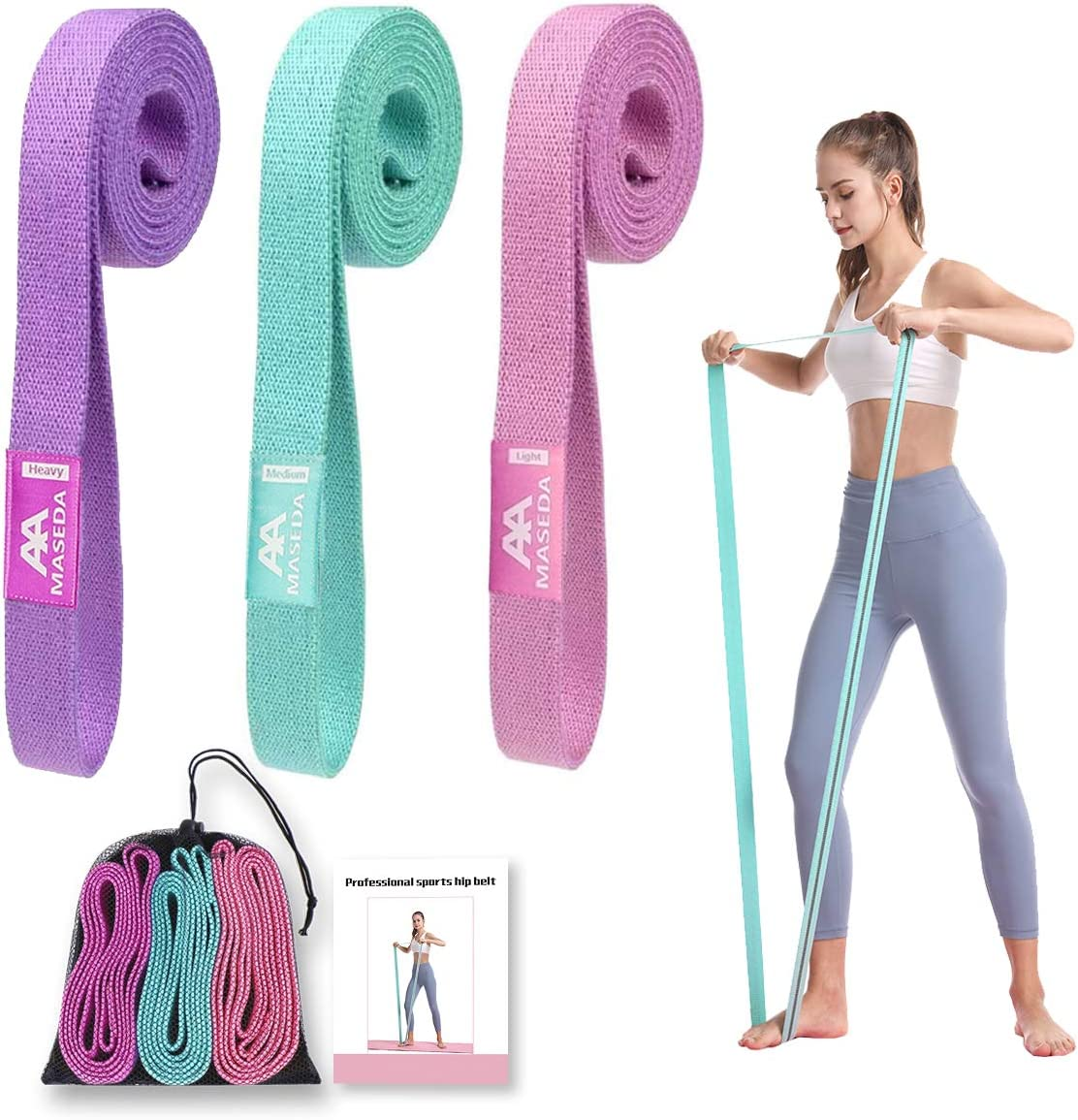 Long Ranking TOP20 Resistance Bands Set for Free shipping New Professional Exercise Ideal