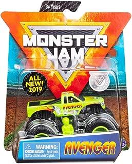 Best avenger monster truck toys Reviews