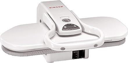 71P+W9qVeFL. AC UY218 Maniquí de Planchado y Secado Automático de 1200W de potencia.Tiene función 2en1 de secado y planchado de prendas. Elimina arrugas y desodoriza neutralizando olores. Ahorra tiempo y energía, tendrás la ropa seca y planchada en pocos minutos. Tiene temporizador de hasta 3h y la cremallera es ajustable para las tallas S, M, L, XL y XXL. Como accesorio incorpora pinzas de peso para un ajuste perfecto de las prendas. Maniquí de planchado fácil y rápido de montar El maniquí de planchado y secado de ufesa se puede montar de una forma muy fácil y rápida, lo que permite ahorrar tiempo. Es un recurso cómodo, ágil y fácil de utilizar por cualquier miembro de la familia. Cremallera ajustable para tallas S, M, XL, XXL El maniquí se adapta a la talla de camisa o blusa que necesitas, desde una S hasta una XXL. Su sistema de hinchado permite adaptarse a cualquier tipo de camisa, sea grande, mediana o pequeña. Pinzas de peso para un ajuste perfecto Gracias a las pinzas de ajuste, la camisa o la blusa queda perfectamente ajustada al maniquí. De esta forma, evita que se genere ningún tipo de arruga al secar y planchar las prendas, por lo que tiene un resultado profesional. Características destacadas Potencia: 1200W Función 2 en 1: Secado y planchado de prendas Elimina arrugas y desodoriza neutralizando olores Ahorra tiempo y energía: Ropa seca y planchada en pocos minutos Temporizador hasta 3 horas Cremallera ajustable para tallas S, M, L, XL y XXL Accesorios: pinzas de peso para ajuste perfecto de las prendas  Maniquí de planchado