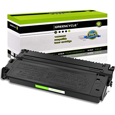 GREENCYCLE Compatible 1491A002AA Toner Cartridge Replacement for Canon E40/E20/E10/E16/E31 PC160 PC170 PC310 PC320 PC700 PC710 Printer (Black, 1PK)