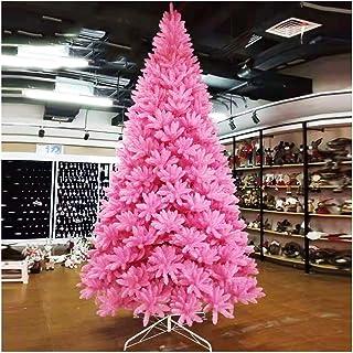FTFTO Attrezzatura Vivente Albero di Natale Pop Up Alberi di Natale Verdi con luci Ornamenti PVC con Controller Spento Pr...