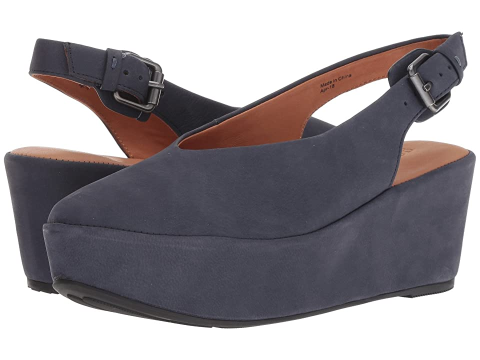 Gentle Souls by Kenneth Cole Nyomi (Navy Nubuck) Women