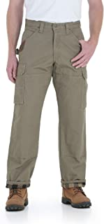 riggs workwear flannel lined pants
