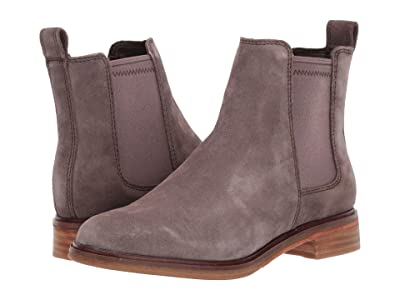 Clarks Clarkdale Arlo (Taupe Suede) Women