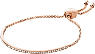 98347b2fe25fda Michael Kors Women's Rose Gold Bracelet MKJ4132791