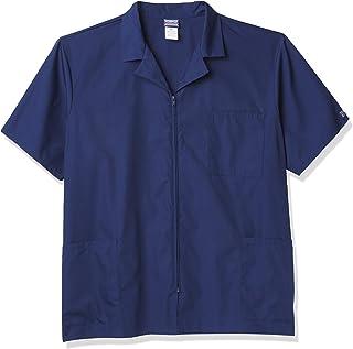 Cherokee Workwear Scrubs Men's Zip Front Jacket