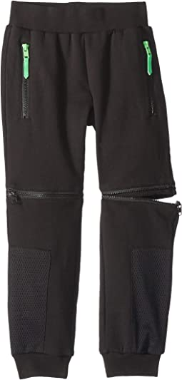 Toby 2-in-1 Zip Off Jogger Pants & Shorts (Toddler/Little Kids/Big Kids)