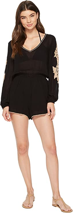 L*Space - Gianna Romper Cover-Up
