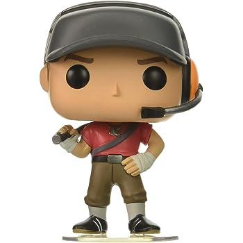 Amazon Com Funko Pop Games Team Fortress 2 Scout Collectible Vinyl Figure Funko Pop Games Toys Games