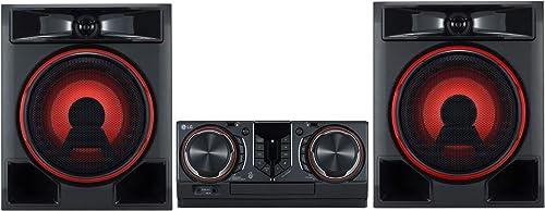 LG Xboom Mini System CL65 Preto, CL65-AB.ABRALLK