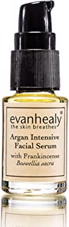 evanhealy Argan Intensive Facial Serum | Handcrafted Argan Oil with Organic Essential Oils | Nourishing & Rejuvenating Treatment for All Skin Types