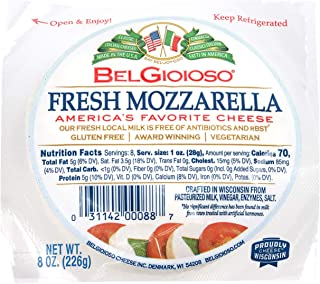 BelGioioso, Fresh Mozzarella, Ball, 8 oz