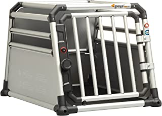 4pets ProLine Crash Tested Dog Crate with Aluminum Frame, Falcon Medium