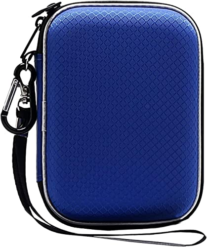 Lacdo EVA Shockproof Hard Drive Case for Western Digital WD My Passport Ultra WD Elements Gaming Drive Portable Exter...