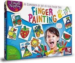 ToyKraft Finger Painting Kit