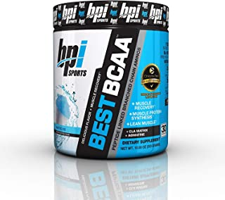 Bpi Sports Best Bcaa Powder Arctic Ice, 300 Gram