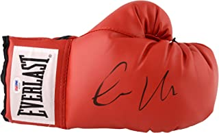 Conor McGregor Autographed Everlast Boxing Glove - COA - PSA/DNA Certified - Autographed Boxing Gloves