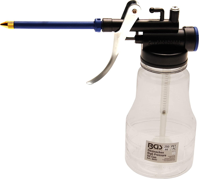 BGS 8441 | Aceitera de plástico | 250 ml