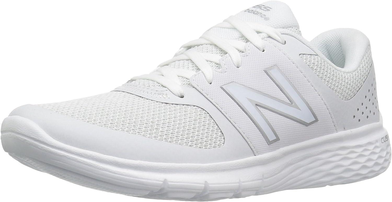 New Balance CUSH US D 11 Weiß, schuhe, Walking + WA365v1