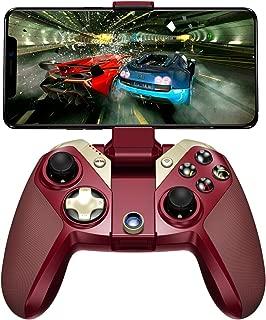 GameSir M2 Bluetooth MFi ゲームパッド iphoneコントローラー Apple公式認証 iPhone/iPad/iPod/MAC/AppleTV/Tello対応 (レッド)