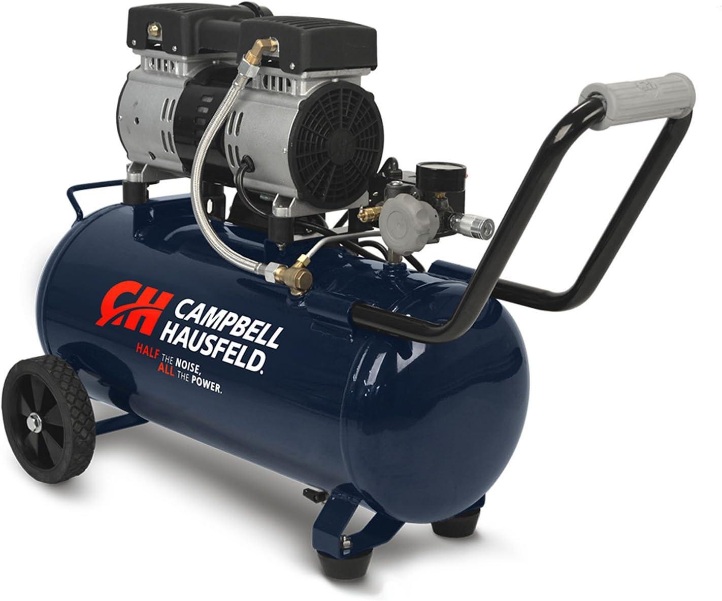 Campbell Hausfeld DC080500 Air Compressor: Best Pick for 8-Gallon