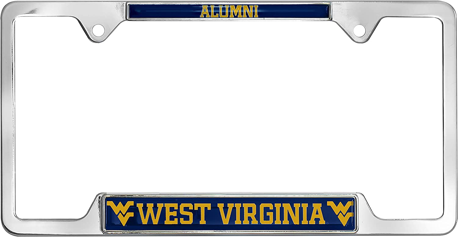 Former Student Version AMG Auto Emblems NCAA Officially Licensed Premium Shiny Chrome Metal License Plate Frame Second Generation Texas A/&M