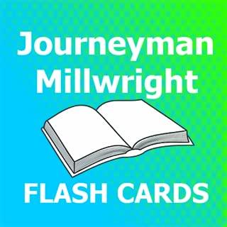 Journeyman Millwright Flashcards 2018 Ed