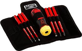 Bahco 808062 1000V Tool Set (7 Piece), Gray