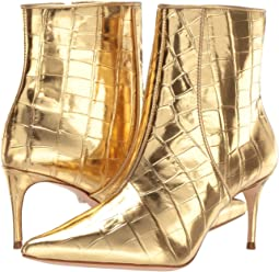 Ouro New Crocodile Metallic/Metallic Nappa