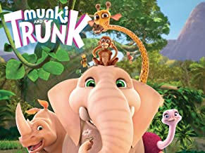 Munki and Trunk