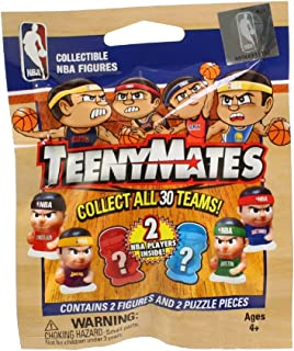 Party Animal Toys NBA TeenyMates Series 2 Dribblers Mystery Pack
