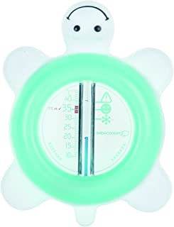 Vkospy Term/ómetro de ba/ño para los reci/én Nacidos el peque/ño Oso de Agua Medidor de Temperatura del ba/ño