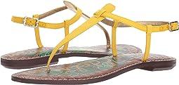 Bright Yellow Silk Dupioni