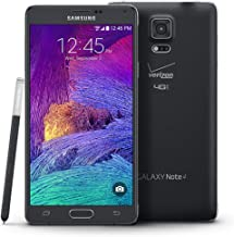 Samsung Galaxy Note 4 N910v 32GB Verizon Wireless CDMA Smartphone - Charcoal Black